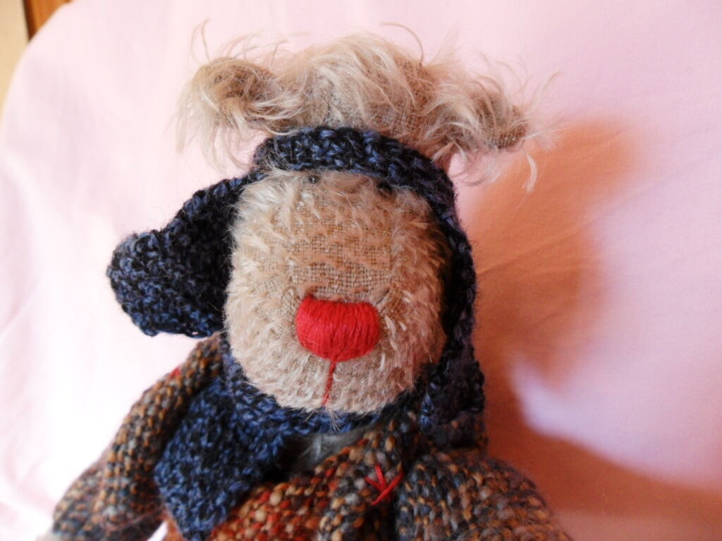 ARTISTA TEDDY ORSO orso ORSETTO Alfrosso zwergnase Nicole Nicole Nicole marschollek-menzner cb044c