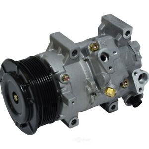 Turbo UAC A//C Compressor-TDI Eng Code: EA188 DIESEL DOHC Common Rail