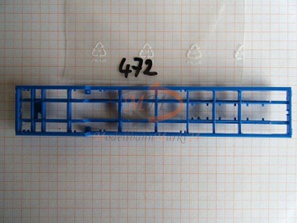 30x ALBEDO Ersatzteil Ladegut Chassis Jumbo Auflieger blau H0 1 87 - 0472    Zahlreiche In Vielfalt