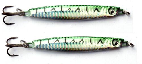 Nerus pro Mackeral Jig //Pirk 60g  for sea boat fishing cod//ling,pollack,coalfish