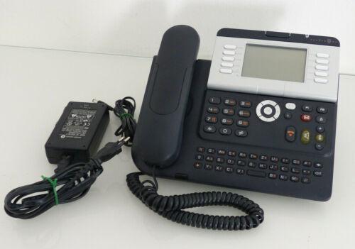 Alcatel 4038  Lucent 818 Telefon Octopus Open IP 150 EE mit Netzteil #KT