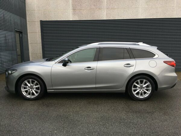 Mazda 6 2,2 Sky-D 150 Vision stc. aut. - billede 1