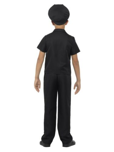 Childs New York Cop Fancy Dress Costume US Police Outfit by Smiffys