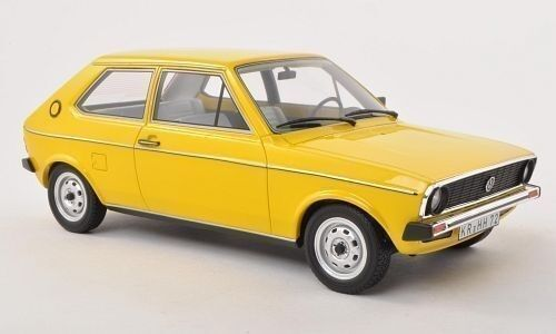 VW Polo 1976 (Type 86) jaune 1 18 BoS    NEW