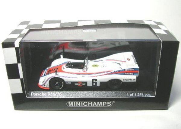 Porsche 936/76 No. 6 Martini  Vincitore Digione 1976