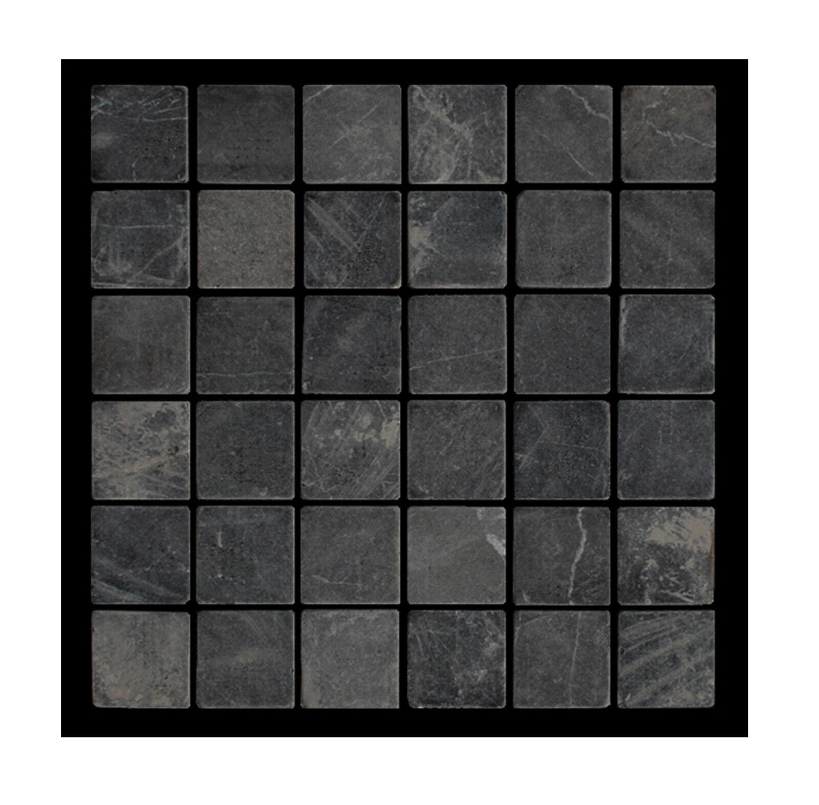 1 qm - PA-801 - Badfliesen Mosaikfliesen Pool Küchen Design Marmor-Mosaik