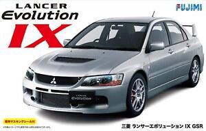 NEW-Fujimi-ID107-Mitsubishi-Lancer-Evolution-IX-GSR-Plastic-Model-Kit-from-JAPAN