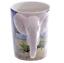 thumbnail 49 - Animal Shaped Handle Ceramic Mug Tea Coffee Cup Novelty Gift Jungle Tropical