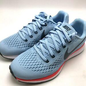 19e91595a721 Nike Air Zoom Pegasus 34 Women s Running Shoes Ice Blue Blue Fox ...