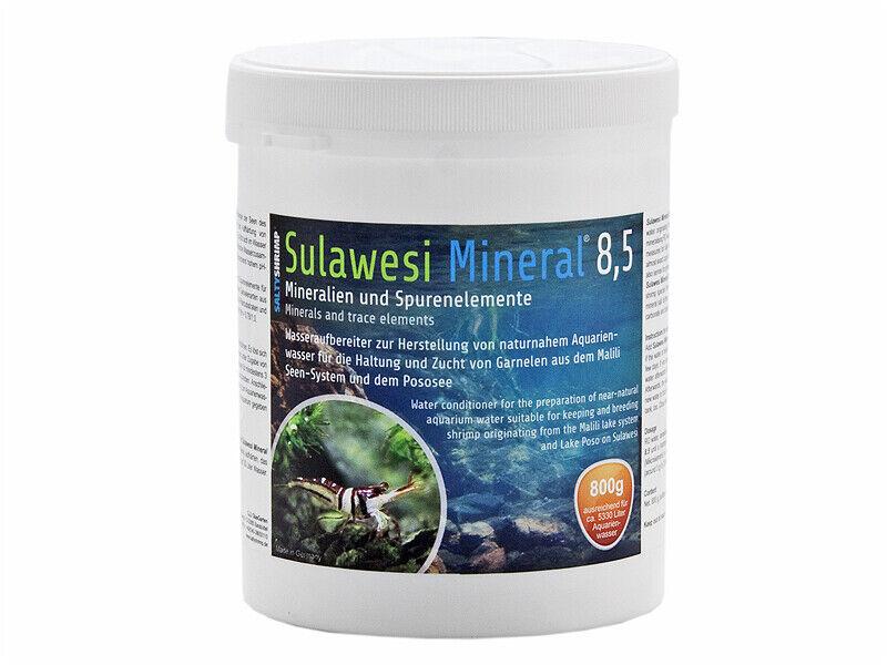( kg) SaltyShrimp - Sulawesi Mineral 8,5 800g Dose Salty Shrimp