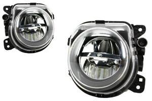 LED-Luce-Nebbia-BMW-5er-F07-F10-F11-F18-LCI-M-Tech-M-Sport-14-Facelift-Fog-Lamp