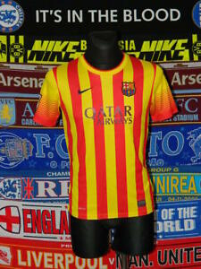 b3793d68ea7 4.5 5 Barcelona boys 13 15 yrs 158-170cm football shirt jersey ...