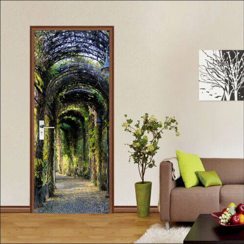 3D Aisle 59 Wall Stickers Vinyl Murals Wall Print Deco AJSTORE UK Kyra