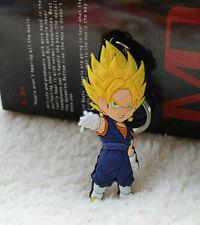 dragon ball Vegeta cute silicone key chain anime keychain new