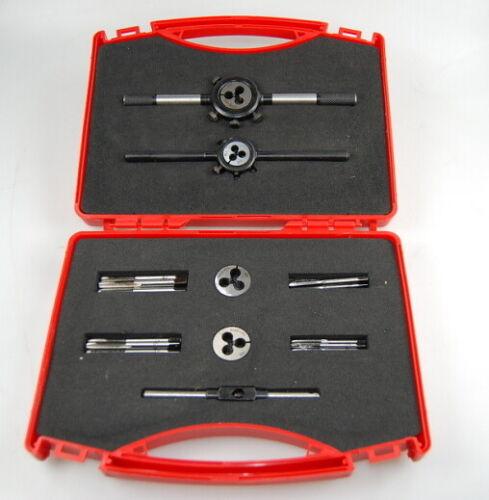 Soba 18 pc Model Engineer Series Tap /& Die Set Ref: 140730