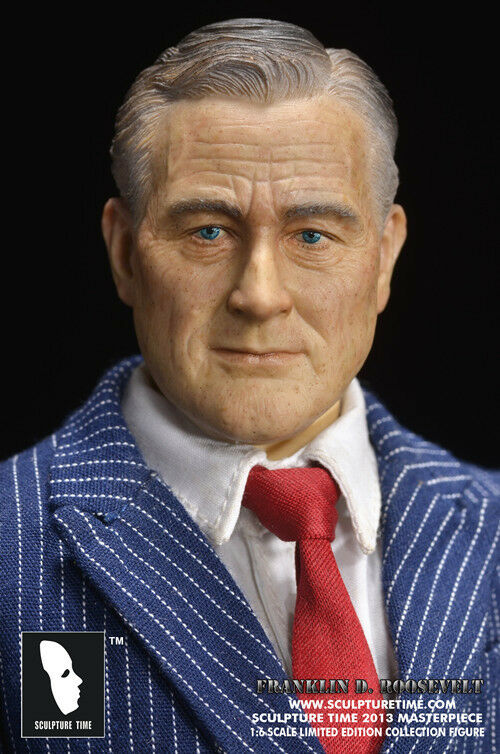 Collectible History Figure Franklin D.Roosevelt 1 6 Scale Full Sets Display Toy