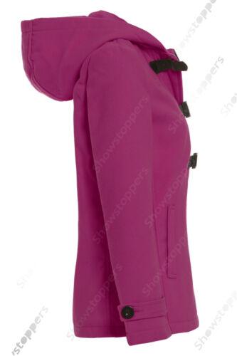 nouvelles femmes hiver transport MANTEAU CAPUCHE VESTE TRENCH TAILLE 8 10 12 14