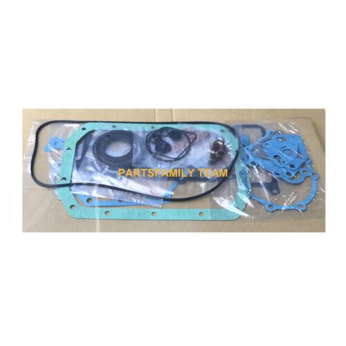 Engine Gasket Kit for Isuzu 3KC1 PA S15 B15 EX15 EX20 SB15 Excavator SL3 Loader