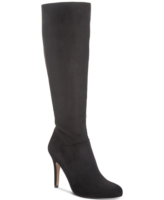 Conceptos internacionales incluido incluido incluido I.n.c. Taisa Vestido botas Talla 8.5M negro, precio minorista sugerido por el fabricante  129  venta caliente