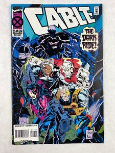 Cable-The-Dark-Ride-Vol-1-Issue-17-November-1994-Marvel-Comics