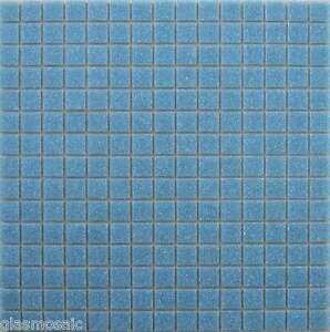 1 m glasmosaik mosaik fliesen dusche pool farbe delfin blau grau ebay. Black Bedroom Furniture Sets. Home Design Ideas