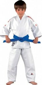 O-GOSHI Judo Ju Jutsu Kinder und Jugend Anzug. DAN RHO. Judoanzug inkl. Gürtel