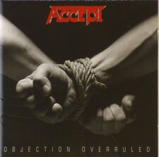CD-accept-objection overruled - #a1309