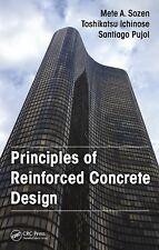 Principles of Reinforced Concrete Design by Santiago Pujol, Toshikatsu...