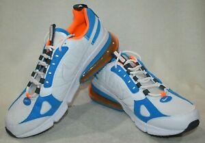 Nike Air Max 270 Futura White Orange Blue Men S Sneakers Asst Szs