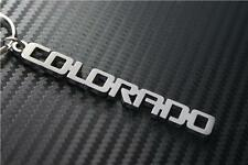 For Chevrolet COLORADO Z71 4X4 keyring keychain PICK UP LS7 GT SLT SS 1500 CREW