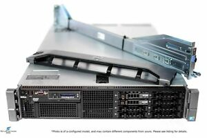 Dell-PowerEdge-R710-2x-L5520-QC-2-26-Ghz-16GB-Ram-6x146GB-HDD