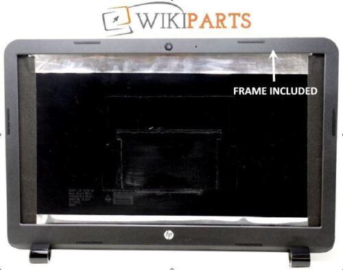 HP 15-R015NF coperchio superiore in plastica   Lunetta Cerniere   set   viti cover pad in gomma