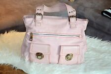 Marc Jacobs señora bolso de cuero NP 890 € rosa Shopper shoulder Bag