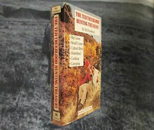 Ted Trueblood Hunting Treasury 1978 First Edition 1st Printing Big Small Game