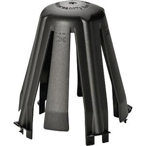 Hellermanntyton spotclip downlight insulation cover caps for Downlight leroy merlin