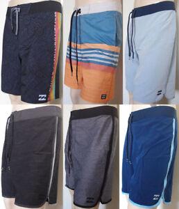 Billabong-Men-039-s-Boardshorts-Shorts-Pants-sz-34-36-38-40-NWOT