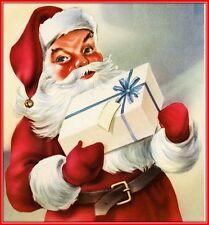 30 Custom Gift Santa Personalized Address Labels