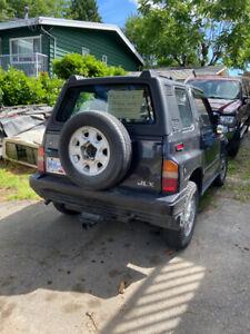 1990 Suzuki Sidekick JL/JLX