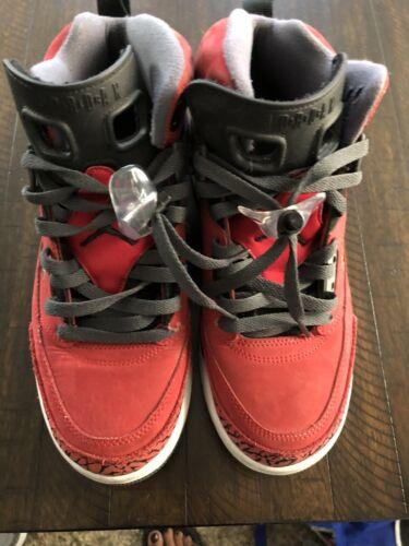 gimnasio Jordan 8 Zapatillas Toro hombre baloncesto para Nike Spiz'ike o Air 5 tama Bravo rojo de 66n4qIFv