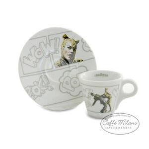 Lavazza-Espresso-Tasse-Pussycat-aus-der-Kalender-2007-Serie-Caffe-Milano