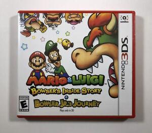 Mario & Luigi: Bowser's Inside Story and Bowser Jr.'s Journey (Nintendo 3DS)