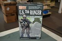 "BBI 1:6 scale Elite Force US Army 75th Ranger COBRA 12"" Tall Action Figure"