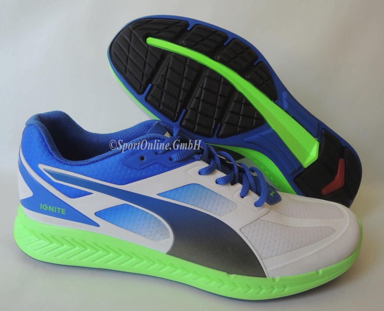NEU Puma Ignite 45 Herren Running Schuhe Laufschuhe Sneaker 188041-02 UVP109,95