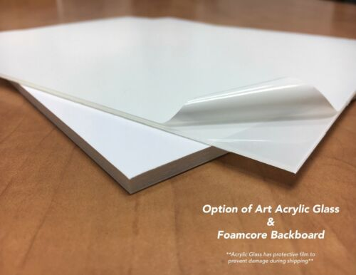 """Confetti White 7//8/"""" Readymade Wood Picture Frame"""