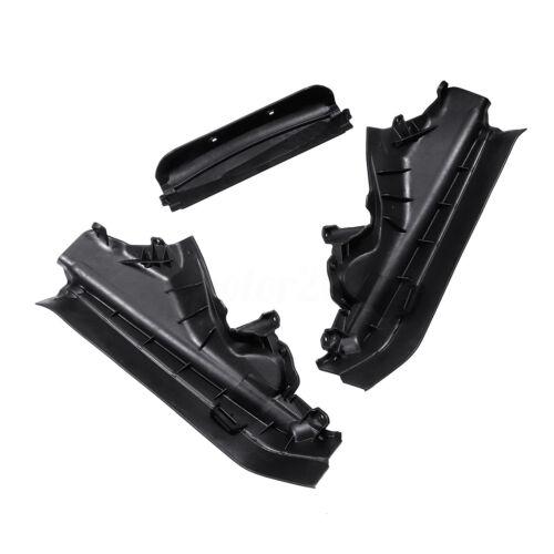Engine Left+Right+Upper Compartment Partition Panel For BMW X5 E70 X6 E71 E72