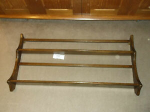 Image is loading Vintage-Ercol-plate-rack-717c & Vintage Ercol plate rack (717c) | eBay