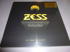 MAGMA-Zess-LP-limited-gold-coloured-Vinyl-Neu