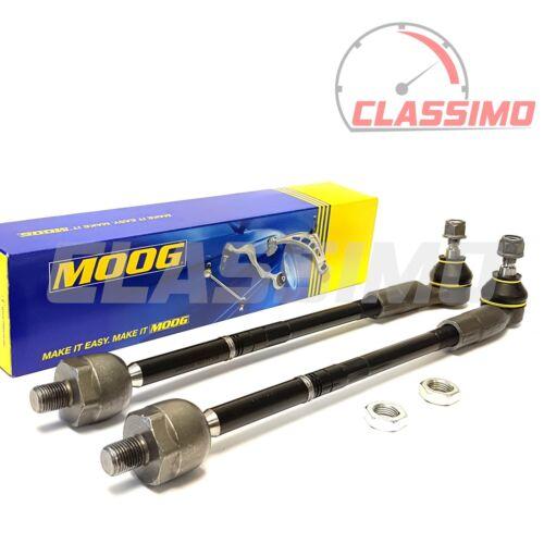 A3 Mk 3 8V Q3 Moog Inner /& Outer Track Tie Rod Assembly for AUDI A3 Mk 2 8P