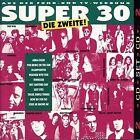 Super 30-Die Zweite! (1992) Roxette, Erasure, Arrested Development, Ele.. [2 CD]