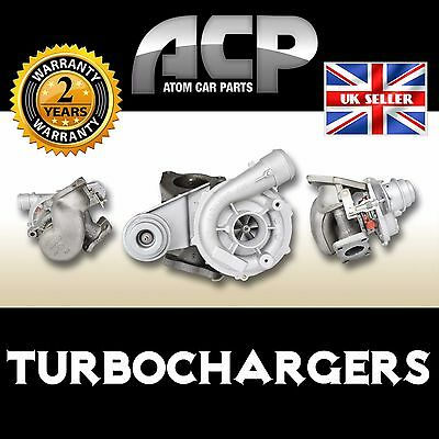 307-2.0 HDi 2000 ccm 80 kW. Turbocharger for Peugeot: 206 109 BHP